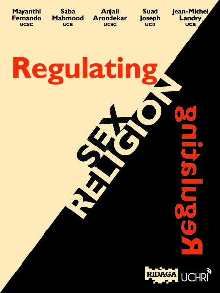 Regulating Sex/Religion